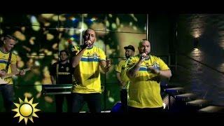 Världspremiär: Sveriges nya VM-låt Marken under oss av Medina - TV4 Sport