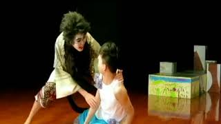 演員賀世芳飾鳥媽媽-EX-亞洲劇團《喵與鳥》宣傳短片