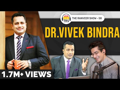 Dr. Vivek Bindra On Self Motivation, NoFap & The Future of Business in India | The Ranveer Show 58