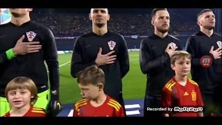 Highlight croatia vs spanyol