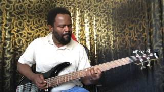 African Guitar 4 South African Jazz bass