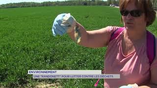 """Environnement : une """"Randonett"""" pour lutter contre les déchets"""
