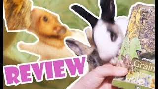 Knabberstangen für Kleintiere 🐰🐹 JR Farm Farmys 💖 Review