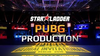 StarLadder PUBG Production