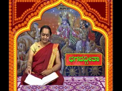 Episode 004 | Bhagavad Gita | Ambika S L | C-Bangalore | - Pradeep Kundapra