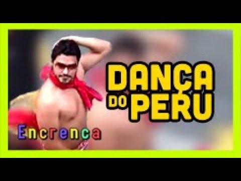 Danca Do Peru Veja Porque Ta Todo Mundo Dancando Youtube