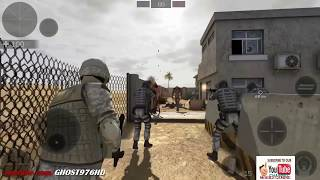 Zombie combat simulation TPS ANDROID GAMEPLAY FIRST LOOK