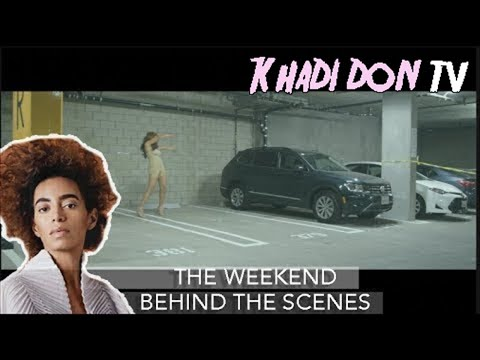 SZA- The Weekend [BEHIND THE SCENES WITH DIRECTOR SOLANGE]