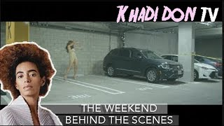 Sza The Weekend Behind The Scenes With Director Solange Music Khadi Don
