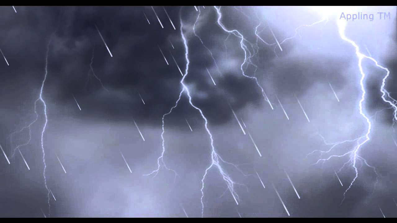 Lightning Storm HD Live Wallpaper
