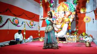 Dance on madhura madhura meenakshi(VAISHALI ENCLAV