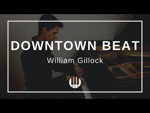 Downtown Beat by William Gillock