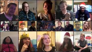 Blake Dale | Doctor Who 9x13 - The Husbands of River Song - 12 enters the TARDIS  (Reactions Mashup)