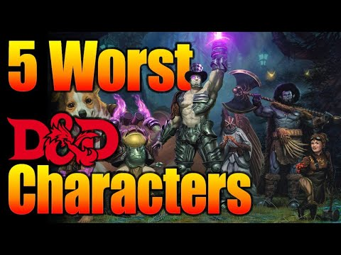 5 Worst Ways to Play a DnD Character D&D Player Tips