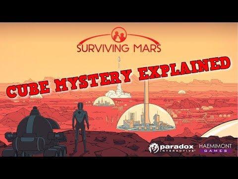 Surviving Mars - Cube Mystery Explained
