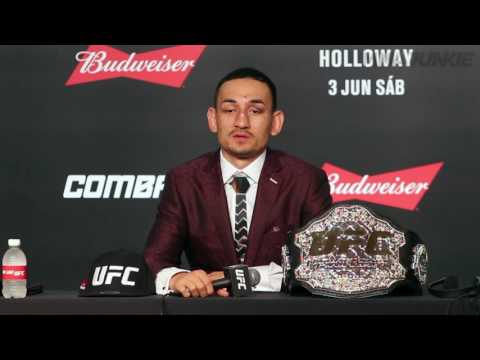 Max Holloway Discusses Big UFC 212 Win, What Could Come Next