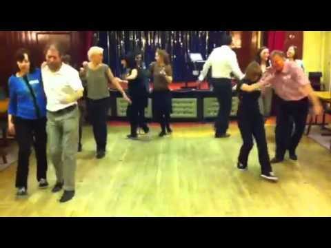 Swing Patrol Harringay, alternative class notes 12 March 20
