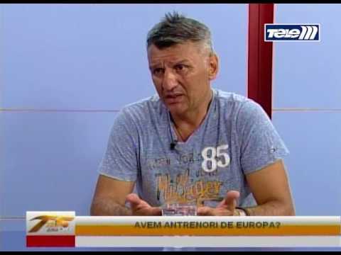 Top Sport - Avem antrenori de Europa?