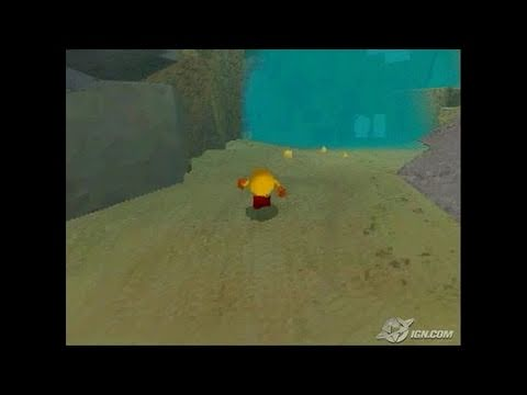 Pac-Man World 3 Nintendo DS Gameplay_2005_10_31