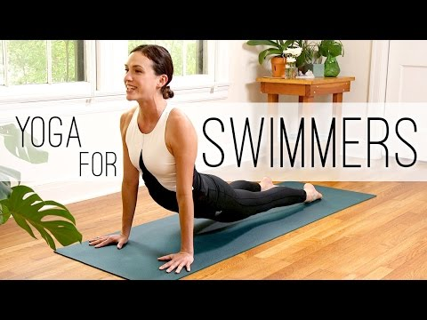 Yoga For Swimmers Yoga With Adriene