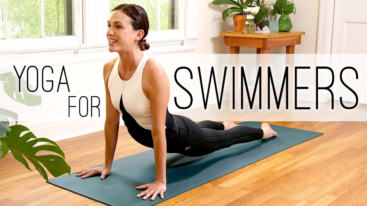 Yoga For Swimmers Yoga With Adriene Youtube