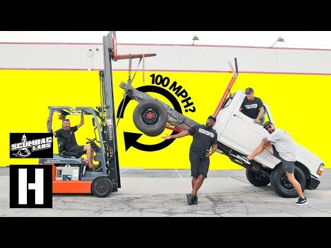 Forklift Holeshot: Does