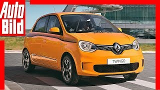 Renault Twingo (2019) Neuvorstellung / neues Design / neue Technik