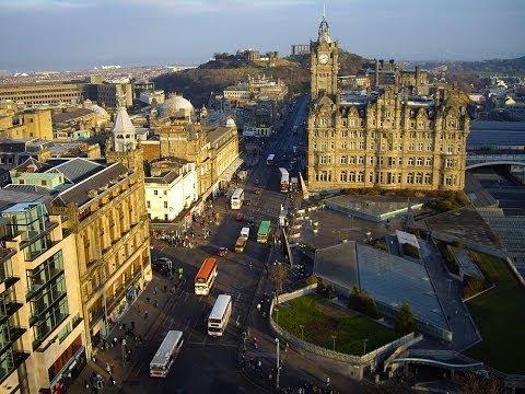 Edinburgh-Fascinating City (The Radio Big Band)