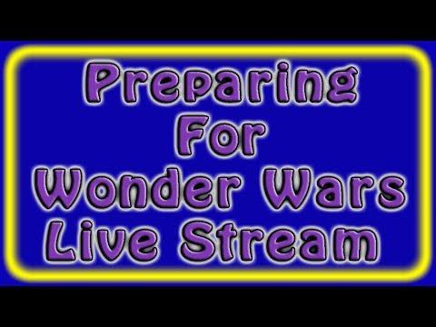 Lords Mobile Preparing for Wonder Wars K314 (Live Stream)