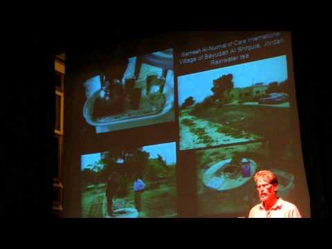 "Brad Lancaster: ""Urban water harvesting systems"""