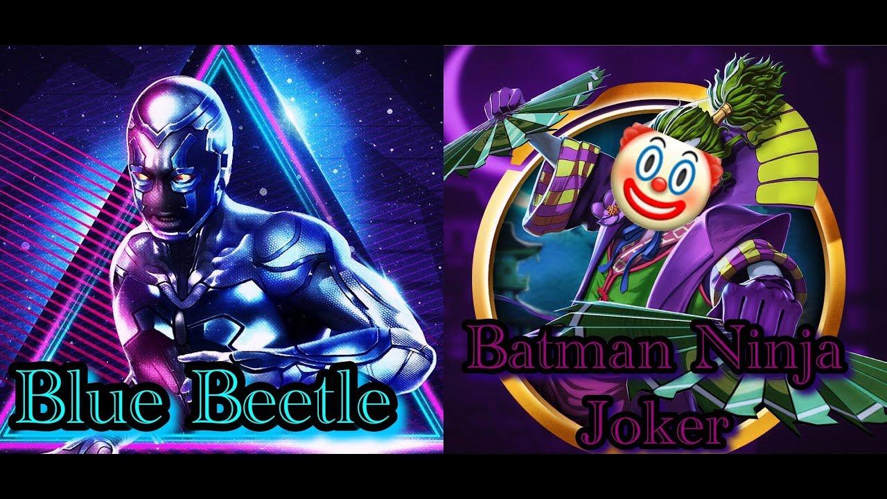 Injustice 2 Mobile Batman Ninja Joker Arena Pt 2 Youtube