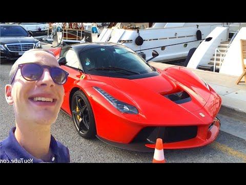 Carspotting à Monaco Vol 2! LaFerrari, TDF, GT3RS, Brabus, S65...