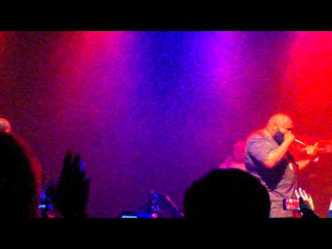 Rick Ross - Holy Ghost - Live European Tour 2012 - Manchester