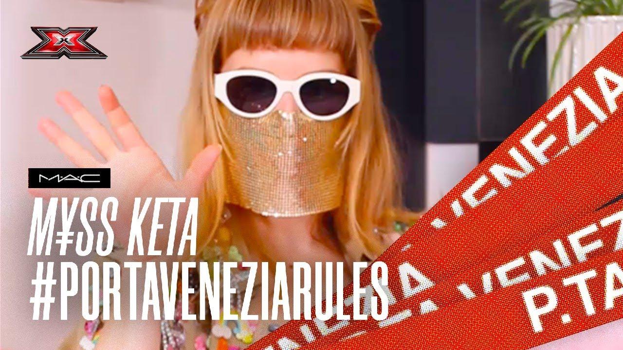 M¥SS KETA IN CATTEDRA PER PORTA VENEZIA RULES | 7
