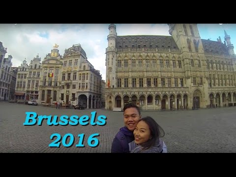 7 things to do in Brussels 2016