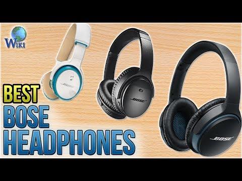 8 Best Bose Headphones 2018