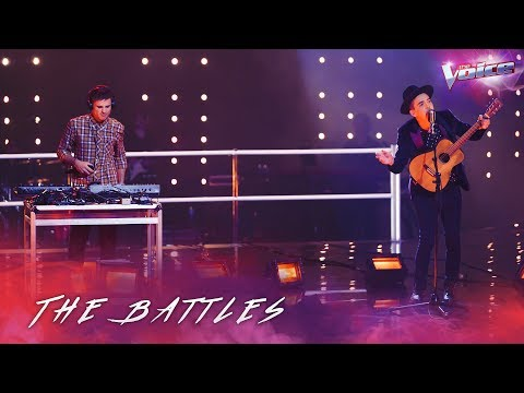 Sam Perry v AP D'Antonio 'Sympathy For The Devil' | The Voice Australia 2018