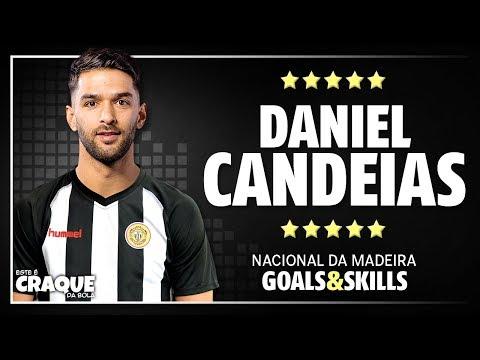 DANIEL CANDEIAS ● Nacional da Madeira ● Goals & Skills