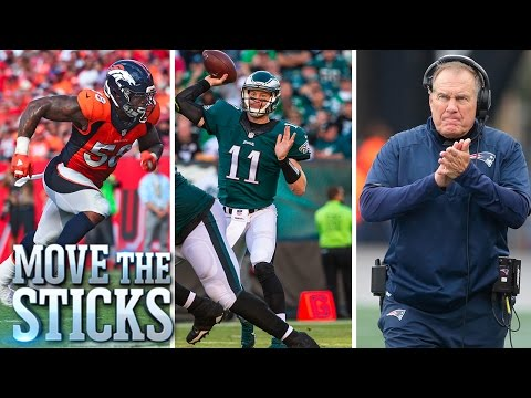 NFL Quarter Season Awards (2016) | Move the Sticks | NFL