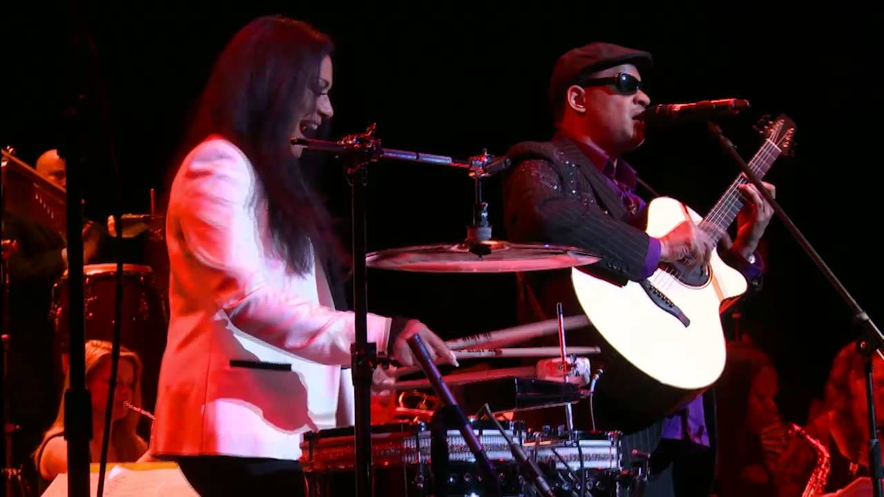 Raul Midon and Sheila E | Howard Theatre Gala