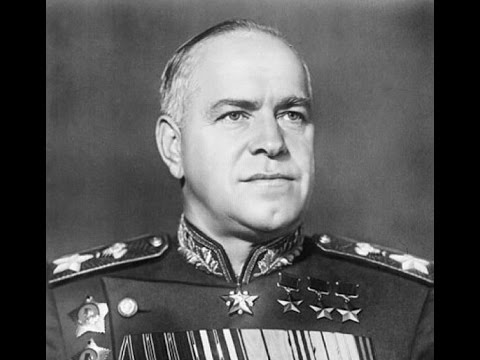 """Greatest Generals"" Marshall Georgy Zhukov"