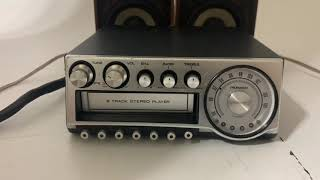 Pioneer TP900 FM Super Tuner with 8 Track