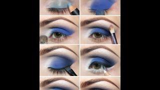 Голубой свадебный макияж для зеленых глаз(Нужен Голубой свадебный макияж для зеленых глаз, мы поможем Вам. Макияж глаз – это главный этап мэйкапа,..., 2014-09-22T18:31:47.000Z)