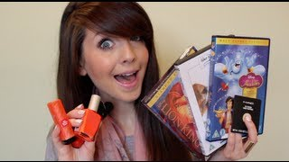 Little Haul: Mac, Revlon, Car Booty, Disney etc. | Zoella