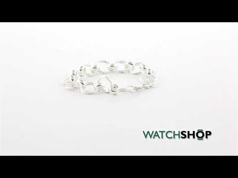 Links Of London Jewellery Ladies' Sterling Silver Aurora Bracelet (5010.3172)