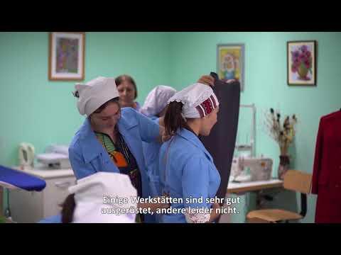 Liechtenstein Development Service with Moldova 10th anniversary. German subtitles