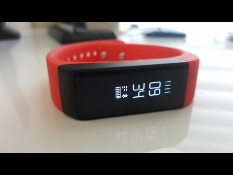 Review of SUNUNITEC Best Wearable Smartband I5 Plus OLED Touch Screen