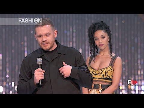 CRAIG GREEN British Menswear Designer - The Fashion Awards 2017 - Fashion Channel