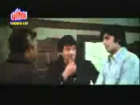 FUNNY SHOLAY dubbed bollywood Classic