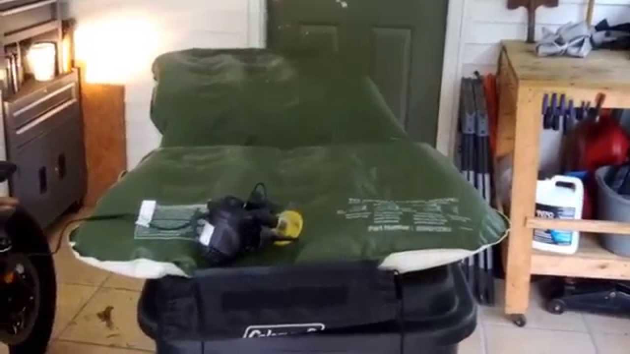 Best Air Mattress Pump Ozark Trail 12v Air Pump Review